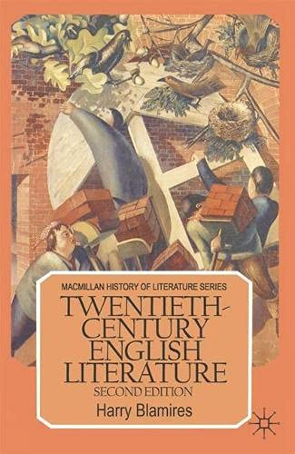 9780333438183: Twentieth Century English Literature