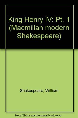 9780333439227: Macmillan: Mmsmpo;henry IV Part 1 (Pt. 1)