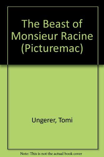9780333439265: The Beast of Monsieur Racine