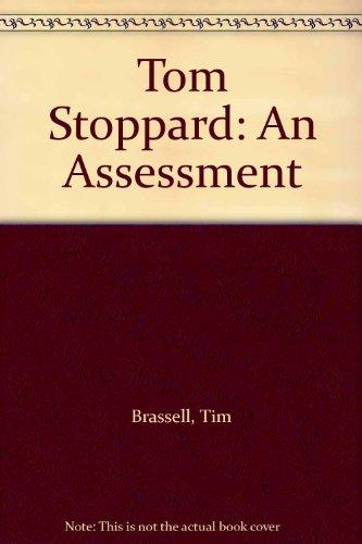 9780333440865: Tom Stoppard: An Assessment