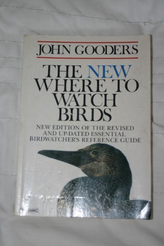 The New Where To Watch Birds (0333441052) by John Gooders