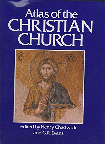 9780333441572: Atlas of the Christian Church