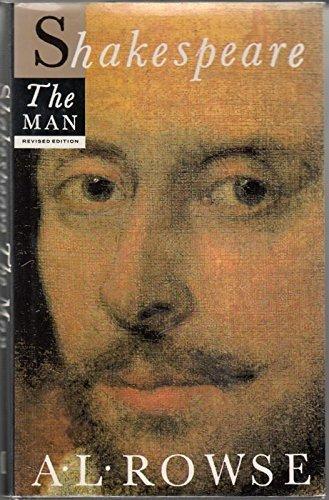 9780333443545: Shakespeare the Man