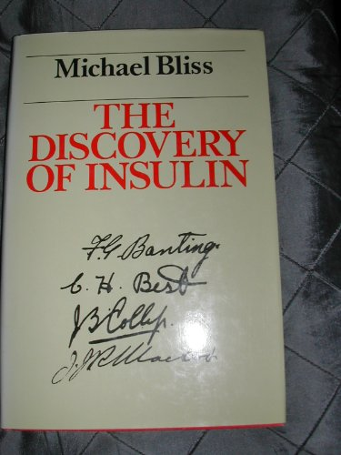 9780333444221: The Discovery of Insulin