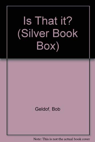 9780333444634: Is That it? (Silver Book Box)