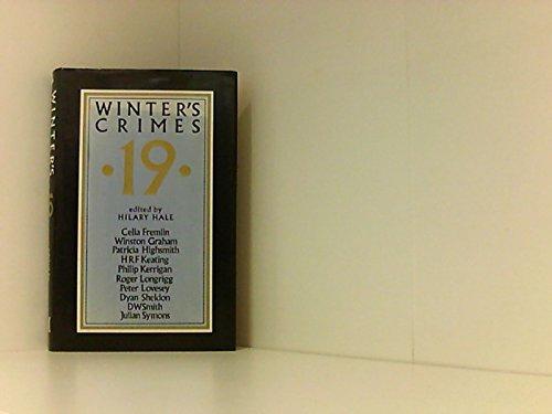 9780333445167: Winter's Crimes: No. 19
