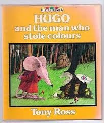 9780333445464: Hugo and the Man Who Stole Colours