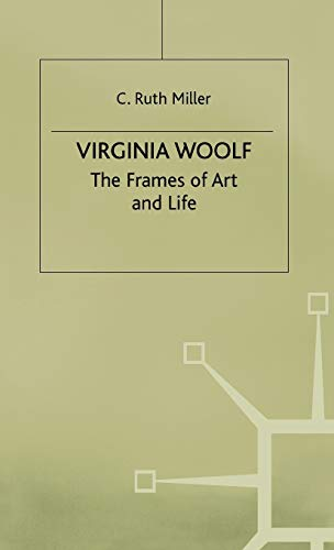9780333448809: Virginia Woolf: The Frames of Art and Life