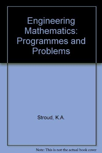 engineering mathematics programmes and problems