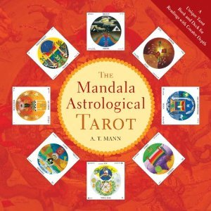 The Mandala Astrological Tarot Pack: Mann, A.T.