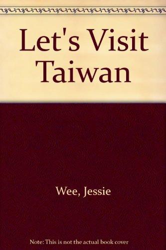 Let's Visit Taiwan: Jessie Wee