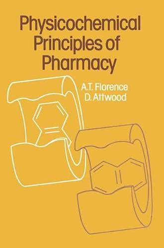 9780333449967: Physicochemical Principles of Pharmacy