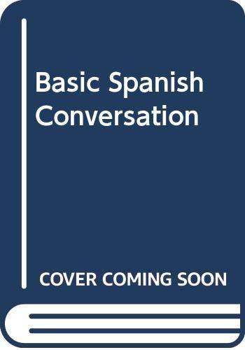9780333450840: Basic Spanish Conversation
