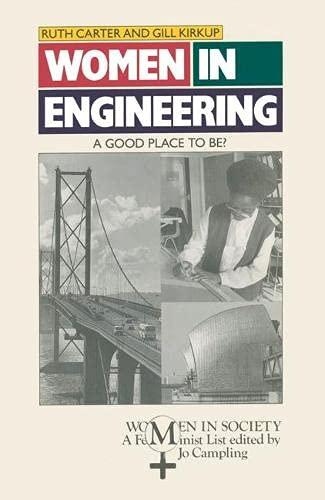 9780333452417: Women in Engineering (Women in Society)