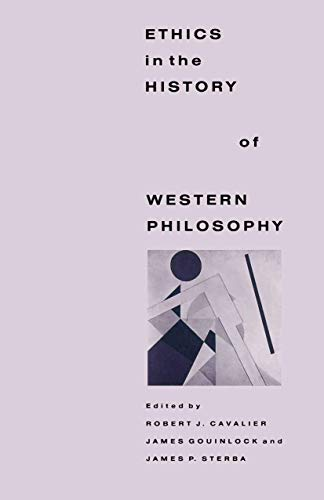 9780333452431: Ethics in the History of Western Philosophy