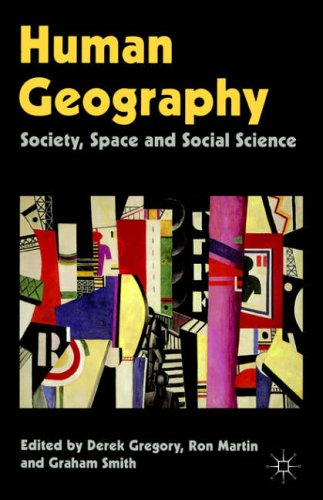 9780333452516: Human Geography: Society, Space and Social Science