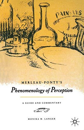 9780333452912: Merleau-Ponty's
