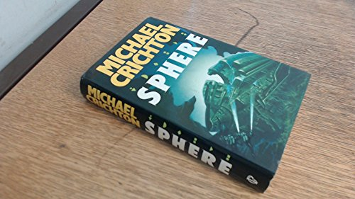 Sphere Signed 1st edition Hardcover michael Crichton: Michael Crichton