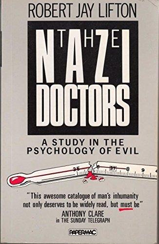 9780333453964: Nazi Doctors, The