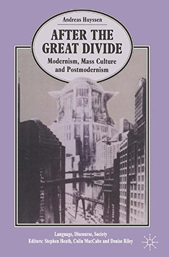 9780333455333: After the Great Divide: Modernism, Mass Culture and Postmodernism