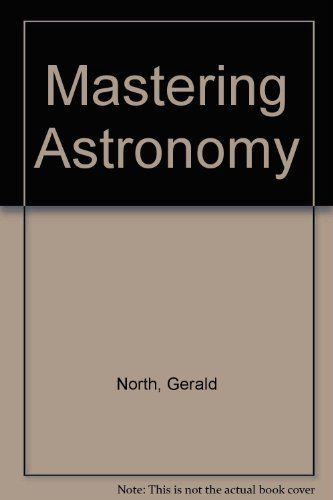 9780333456583: Mastering Astronomy (Macmillan Master Series (Business))