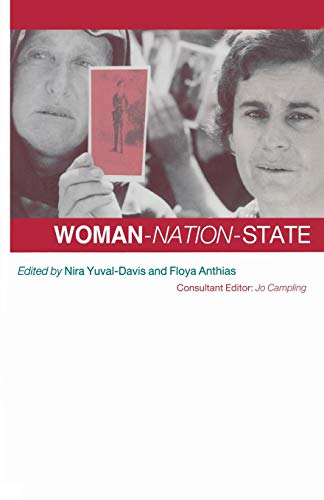 9780333458037: Woman-Nation-State
