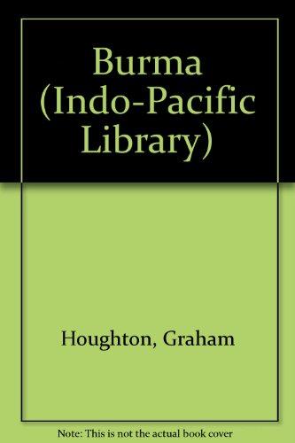 9780333458884: Burma (Indo-Pacific Library)