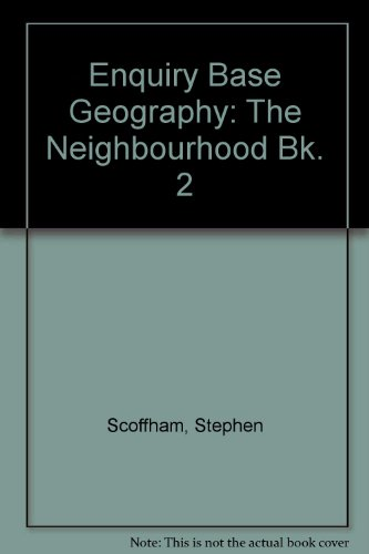 Enquirybase Geography Book 2: Towns and Industry (Bk. 2) (9780333459270) by Colin Bridge; Terry Jewson; Stephen Scoffham