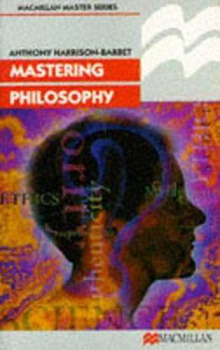 9780333460955: Mastering Philosophy (Macmillan Master)