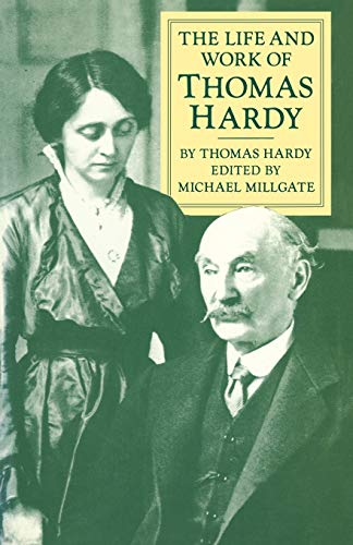 9780333461679: The Life and Work of Thomas Hardy