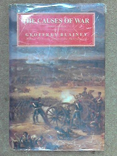 9780333462140: The Causes of War