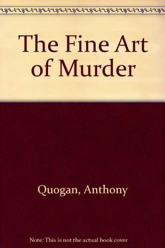 9780333463246: The Fine Art of Murder