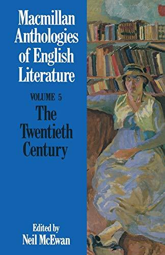 9780333464779: The Twentieth Century (1900-present): Twentieth Century, 1900-Present v. 5