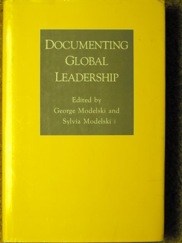 9780333464953: Documenting Global Leadership