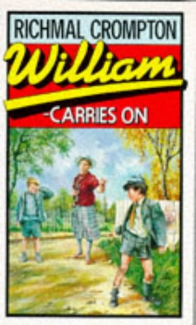 9780333466711: William Carries on