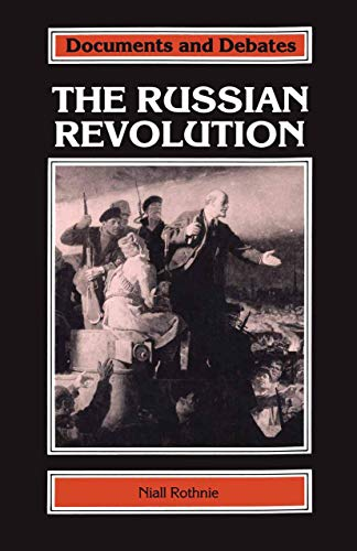 9780333467350: The Russian Revolution