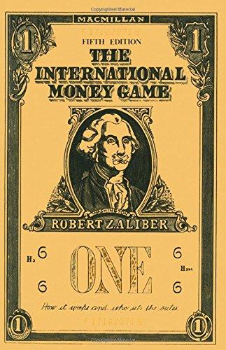 9780333467824: The International Money Game