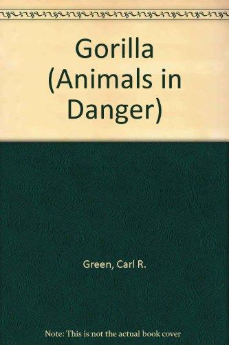 9780333470374: Gorilla (Animals in Danger)