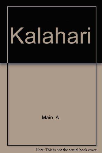 9780333471753: Kalahari