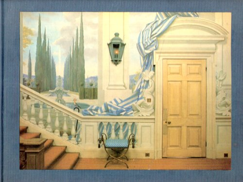 9780333472118: The Painted House: Over 100 Original Designs For Mural And Trompe L'oeil Decoration