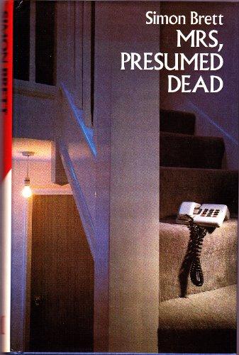 9780333473962: Mrs. Presumed Dead