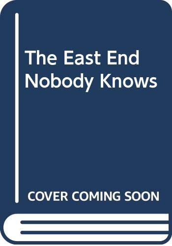 The East End Nobody Knows (0333474546) by Andrew Davies
