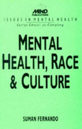 9780333474761: Mental Health, Race and Culture (Issues in mental health)