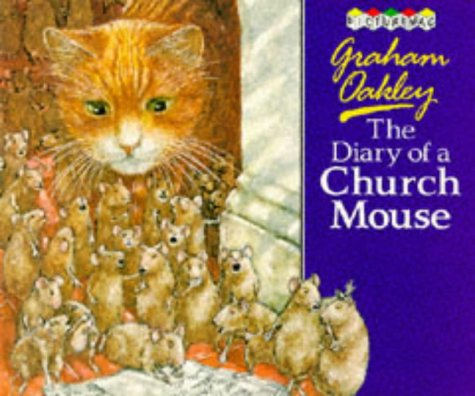 9780333474877: The Diary of a Church Mouse