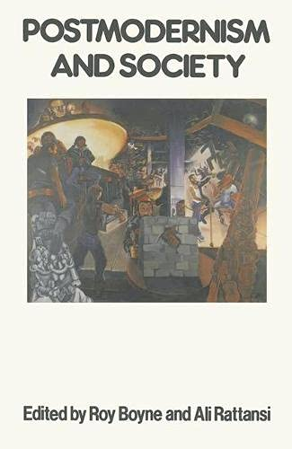 9780333475102: Postmodernism and Society (Communications & Culture)
