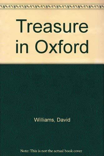 9780333475973: Treasure in Oxford
