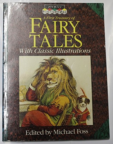 A First Treasury of Fairy Tales (Picturemacs): n/a