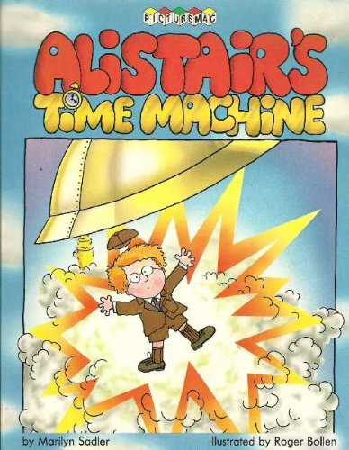9780333480885: Alistair's Time Machine (Picturemacs)