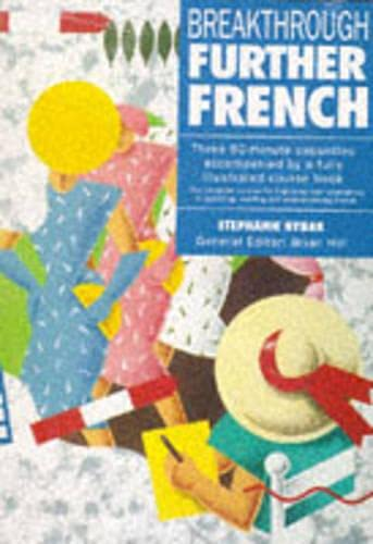 9780333481936: Further French (Breakthrough Language)