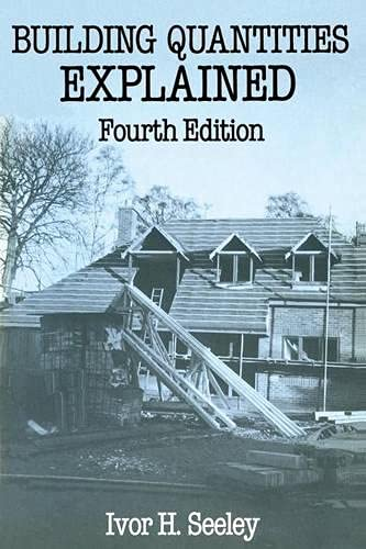 9780333482063: Building Quantities Explained (Building & Surveying Series)
